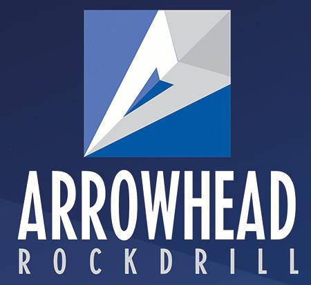 Arrowhead Rockdrill logo
