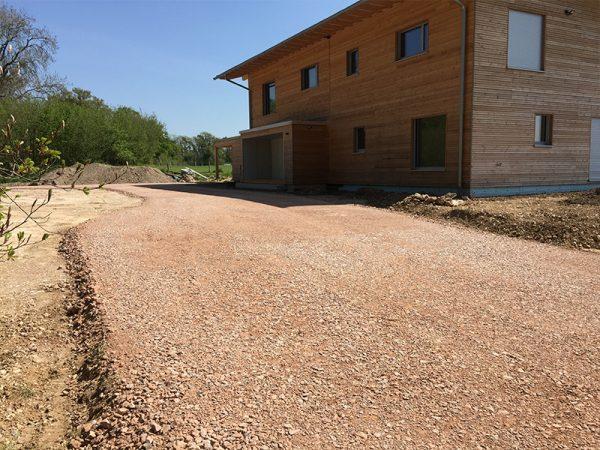 Reeds construction Ltd Cow Tracks