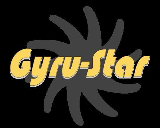 Gyru-Star logo