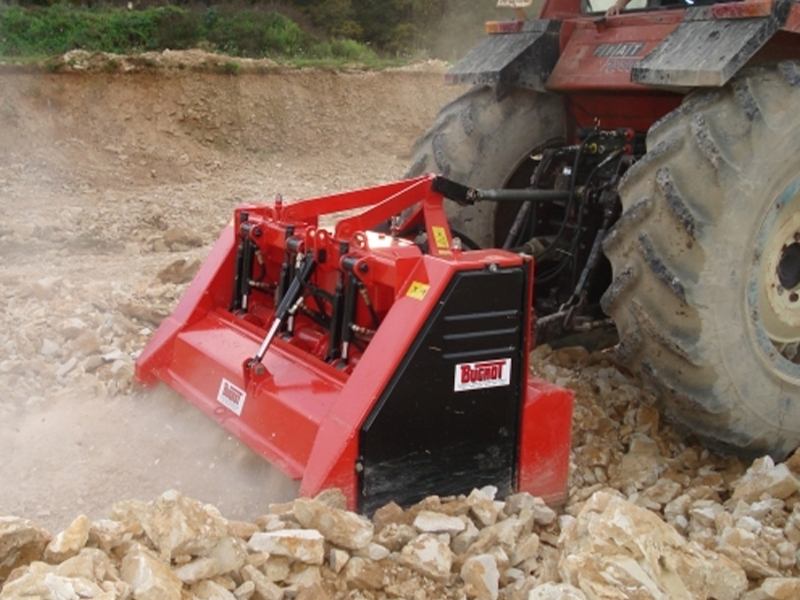 Bugnot Construction / Forestry / Agricultural Crushers