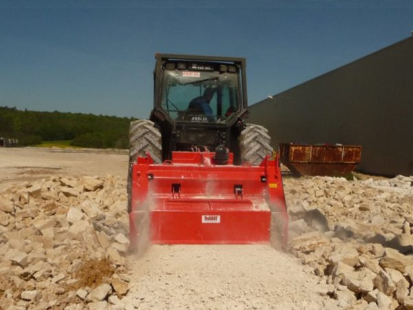 Bugnot Heavy Duty Crusher