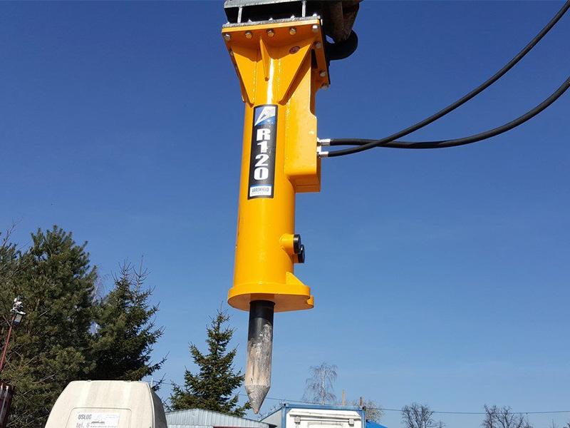 Arrowhead Heavy R Range at Reeds Construction Ltd