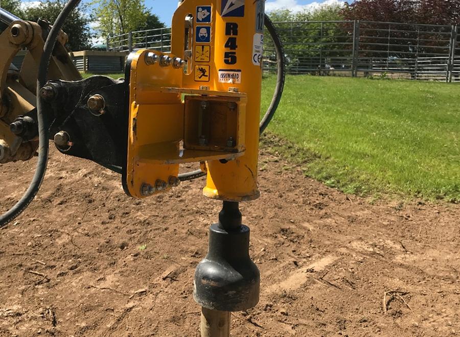 Arrowheadd r45 hammer