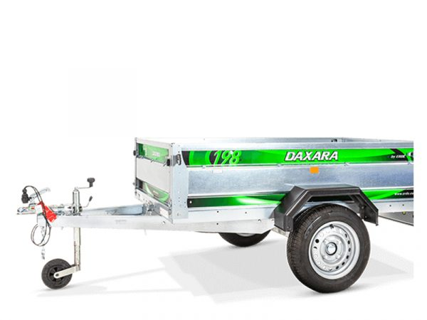 Indespension Camping and Utility Trailers at Reeds Construction Ltd