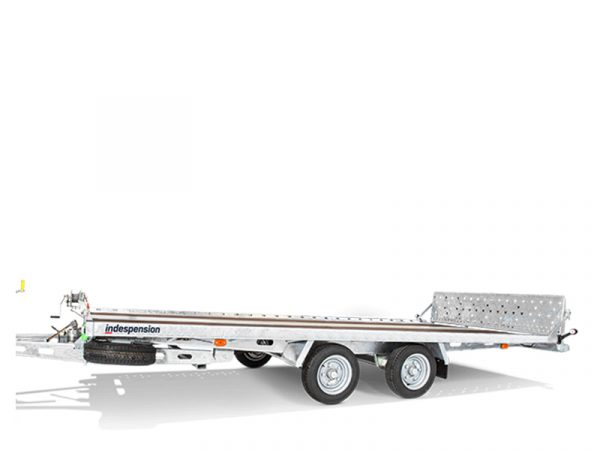 Indespension Car and Vehicle Trailers at Reeds Construction Ltd