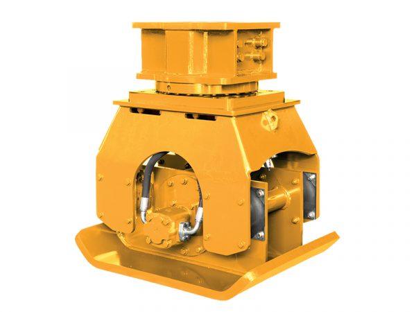 Indeco Compactors at Reeds Construction Ltd