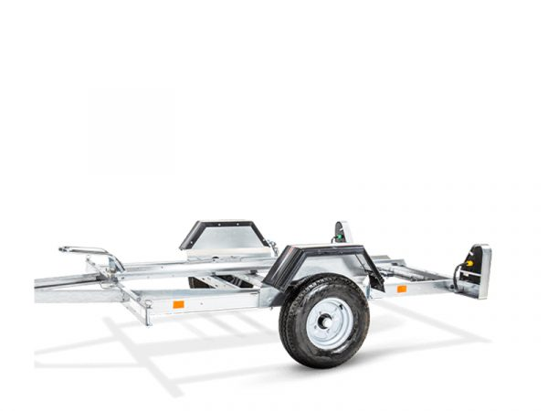 Indespension Motorcycle Trailers at Reeds Construction Ltd