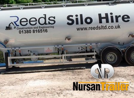 Nursan Trailers at Reeds
