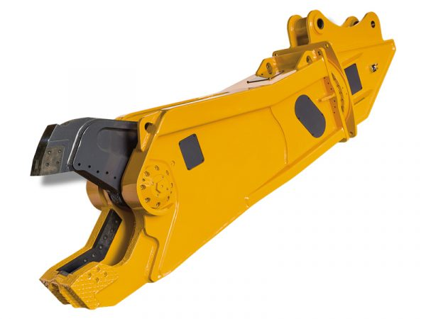 Indeco Shears at Reeds Construction Ltd