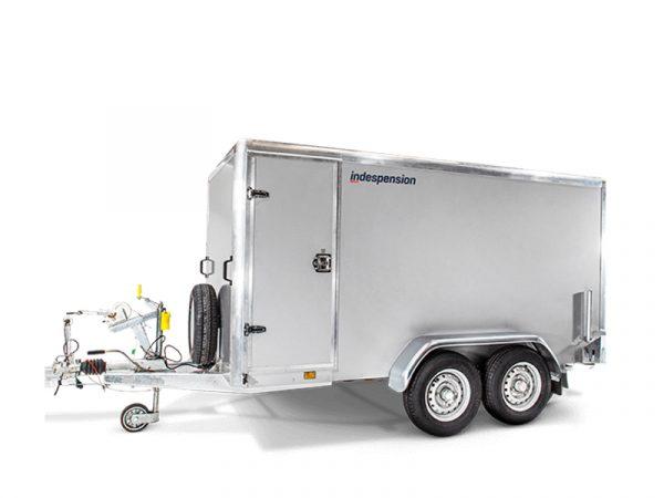 Indespension Tow-a-Van Box Trailer at Reeds Construction Ltd